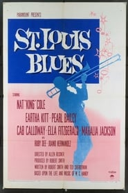 Poster del film St. Louis Blues