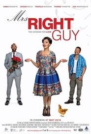 Mrs Right Guy 2016