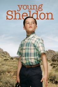 Poster Young Sheldon - Season 3 Episode 1 : Quirky Eggheads and Texas Snow Globes 2020