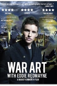 War Art with Eddie Redmayne poster