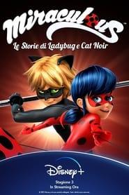 Poster Miraculous - Le storie di Ladybug e Chat Noir 2021