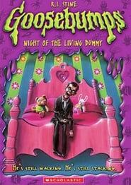 Poster Goosebumps: Night of the Living Dummy 1996