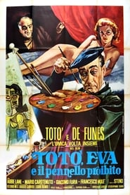 Poster Toto in Madrid 1959