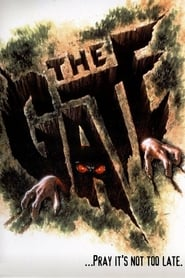 Poster The Gate 1987