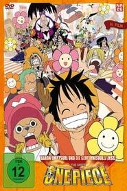 One Piece: Baron Omatsumi und die geheimnisvolle Insel