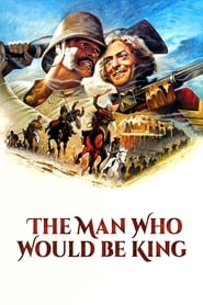Poster The Man Who Would Be King 1975