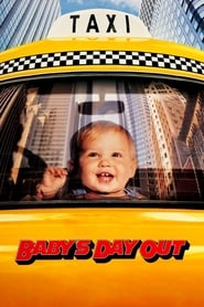 Poster Baby's Day Out 1994