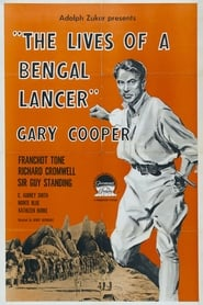 Poster The Lives of a Bengal Lancer 1935