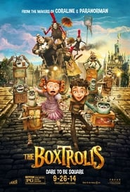 THE BOXTROLLS (IN DIGITAL) (PG)