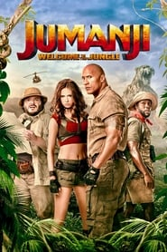 Jumanji: Welcome to the Jungle 2017 Dual Audio [Hindi – English]