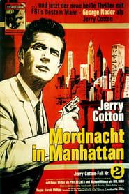 Jerry Cotton - Mordnacht in Manhattan 1965