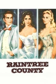 Poster Raintree County 1957