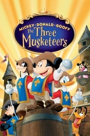 Poster for Mickey, Donald, Goofy: The Three Musketeers