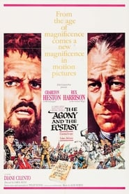 Poster The Agony and the Ecstasy 1965