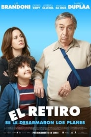 Ver El retiro Online HD Castellano, Latino y V.O.S.E (2015)