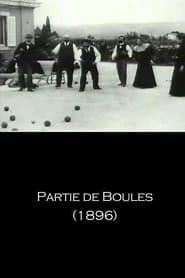 Partie de boules 1896