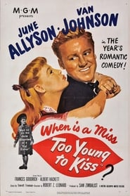 Too Young to Kiss 1951