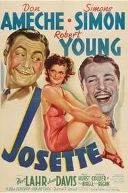 Affiche de Film Josette