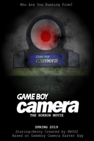 Gameboy Camera: The Horror Movie