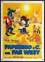 Donald Duck Goes West (1977)