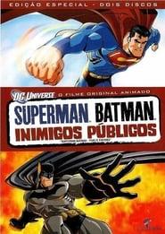 Superman e Batman: Inimigos Públicos Torrent (2009)