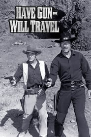 Poster Have Gun – Will Travel - Season 6 Episode 17 : Brotherhood 1963