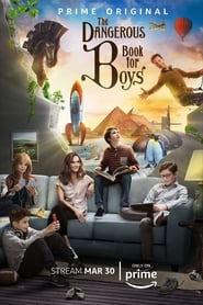 Poster The Dangerous Book for Boys 2018