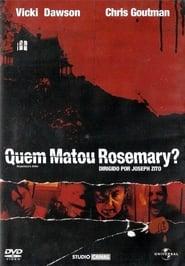 Quem Matou Rosemary