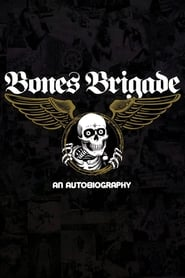 Poster for Bones Brigade: An Autobiography