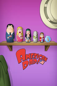 American Dad! - Season 13 Episode 20 : Gifted Me Liberty Season 16