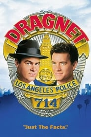 Poster for Dragnet