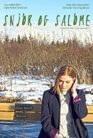 Snjór og Salóme  Poster