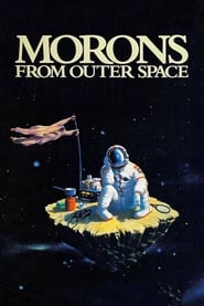 Poster Morons from Outer Space 1985