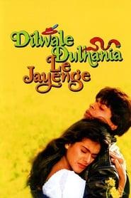 Poster Dilwale Dulhania Le Jayenge 1995