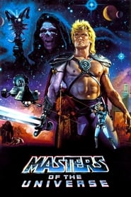Poster Masters of the Universe 1987
