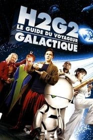 H2G2 : Le Guide du voyageur galactique en streaming