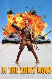 Poster In the Army Now 1994