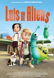 Luis & the Aliens (2018) Movie Watch Online Free