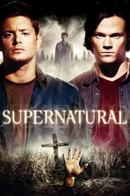 Supernatural - Season 4 poster