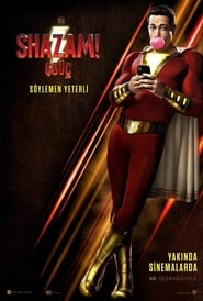 Shazam! 6 Güç 2019 Türkçe Dublaj izle