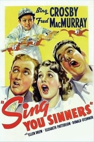 Sing, You Sinners poster (500x750)