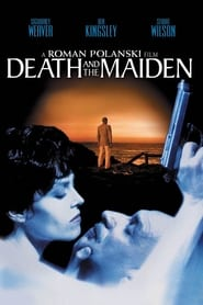 Poster Death and the Maiden 1994