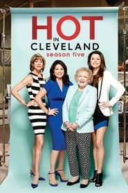 Hot in Cleveland - Season 5 poster
