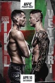 UFC on ABC 2: Till vs. Vettori