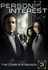 Person of Interest 3 Staffel