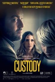 Custody – Jusqu'à la garde 2018, Online Subtitrat