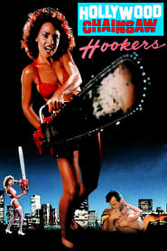 Poster for Hollywood Chainsaw Hookers
