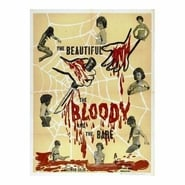 Affiche de Film The Beautiful, the Bloody, and the Bare