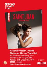 Poster National Theatre Live: Saint Joan 2017