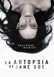 La autopsia de Jane Doe / The Autopsy of Jane Doe